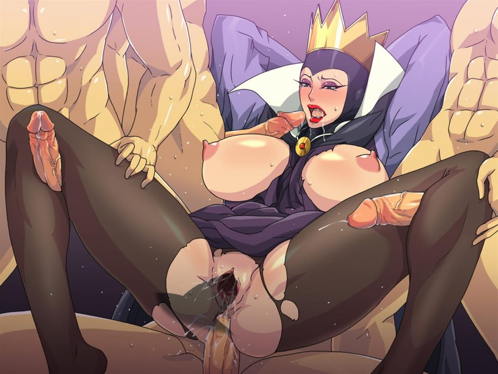 Cartoon Fucking Maleficent