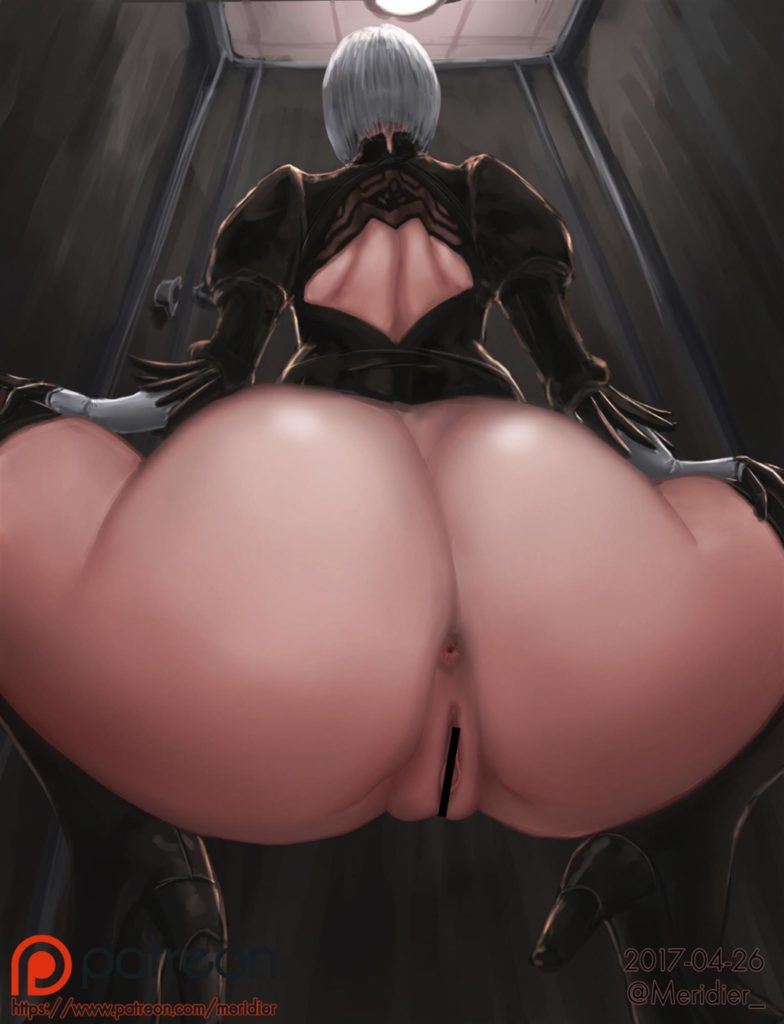 2B squatting without clothes pussy ass asshole