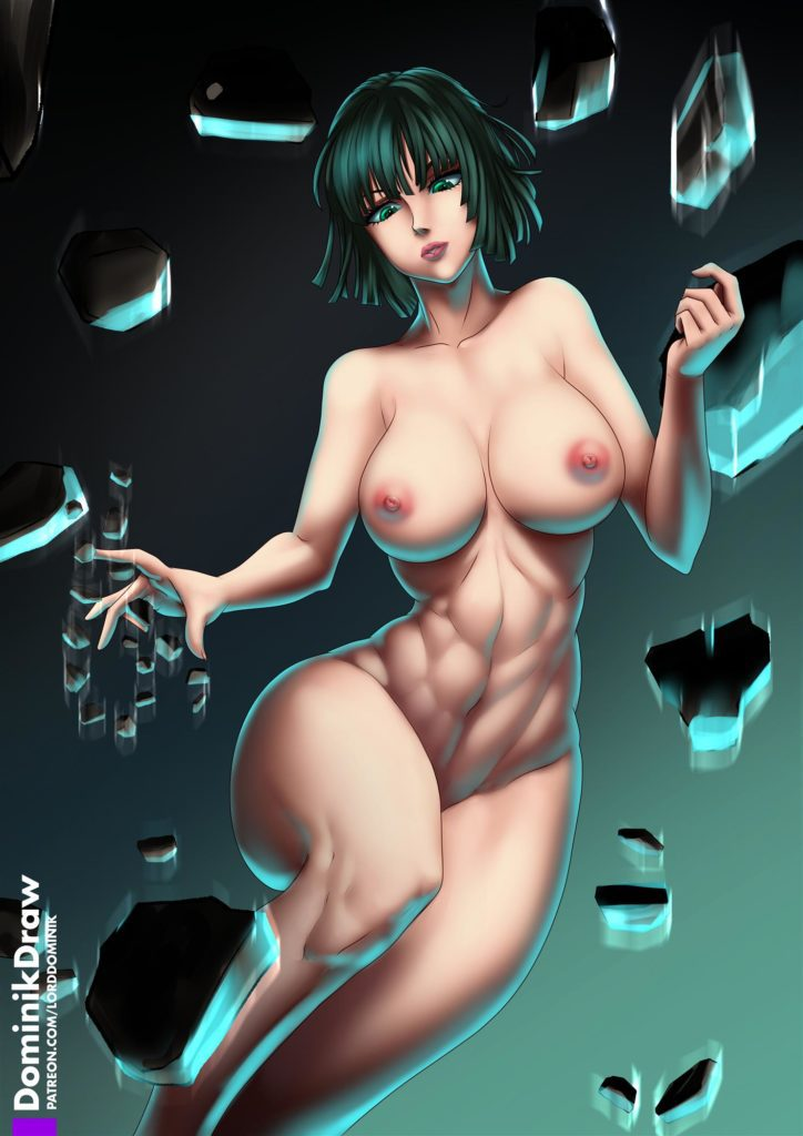 Fubuki with super abs