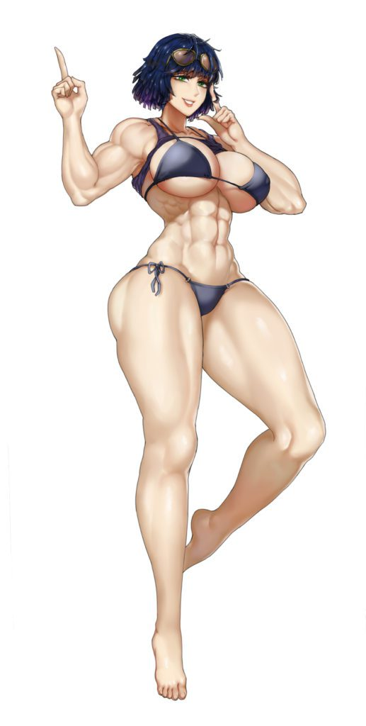 Muscular fit Fubuki