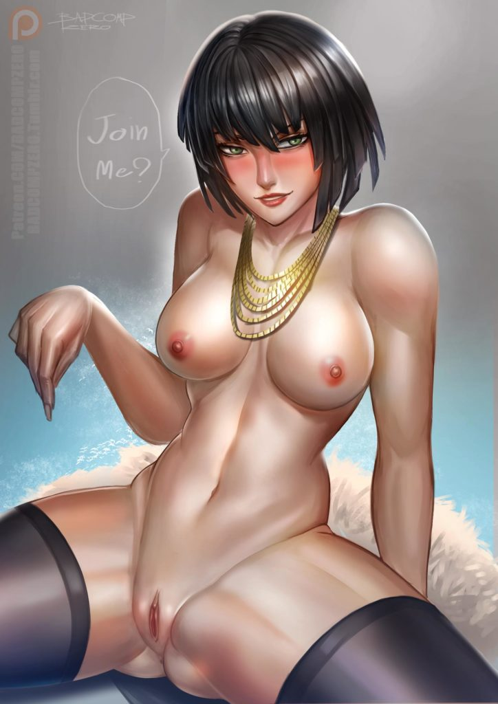 Fubuki wants you to lick her pussy