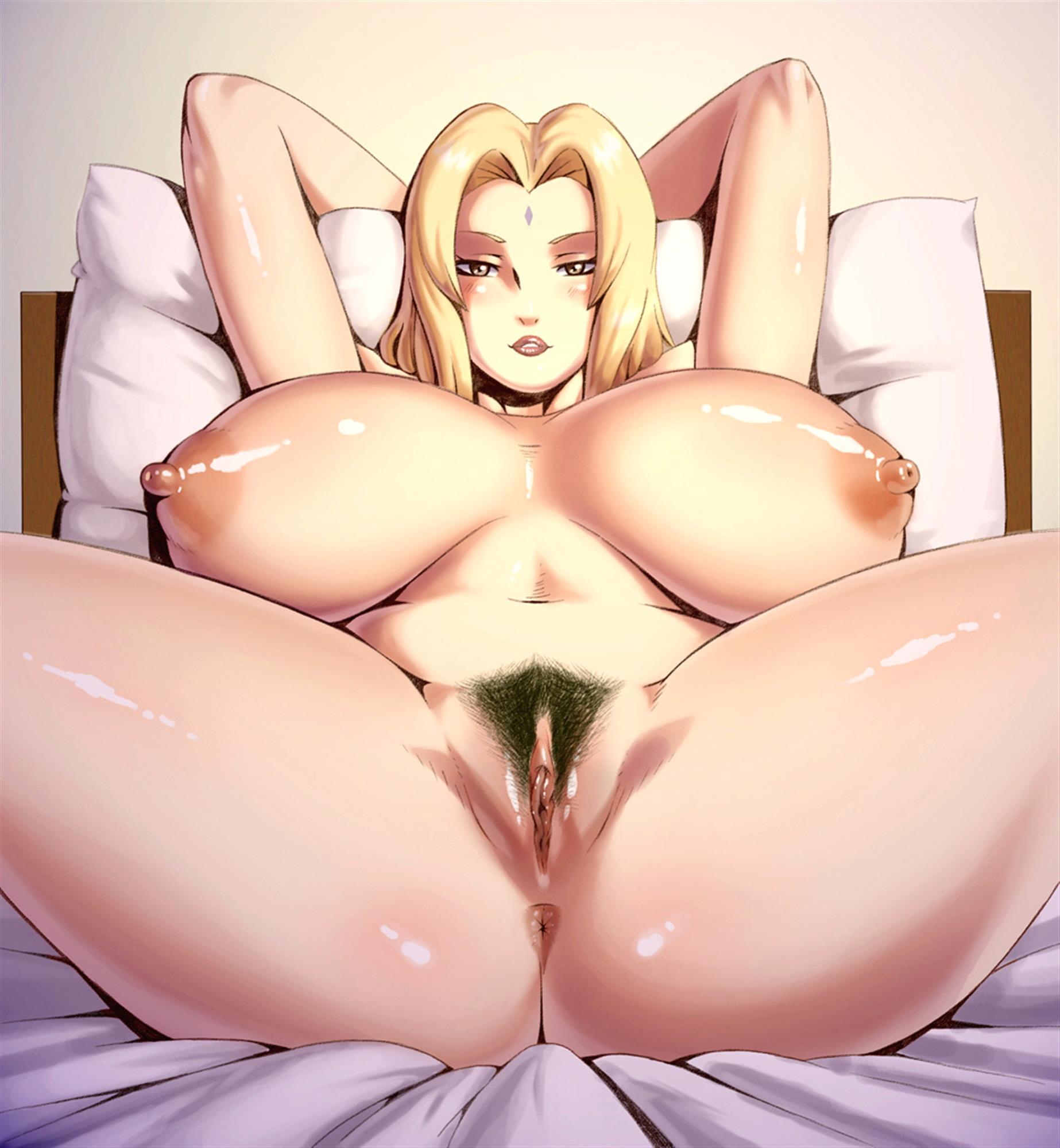 Tsunade senju hentai anime sex games