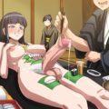 Futa Hinata being used as a table