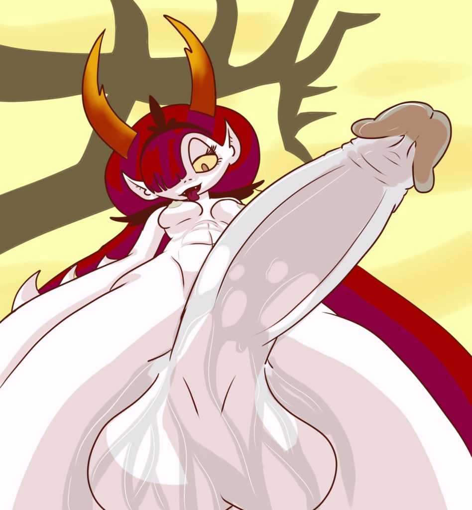 Hekapoo wants you to suck her huge dick