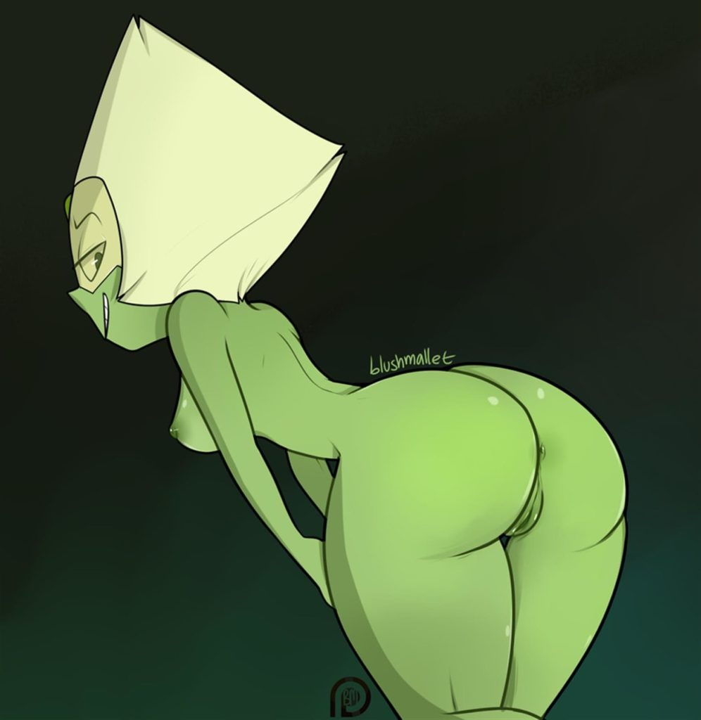 Fat ass Peridot