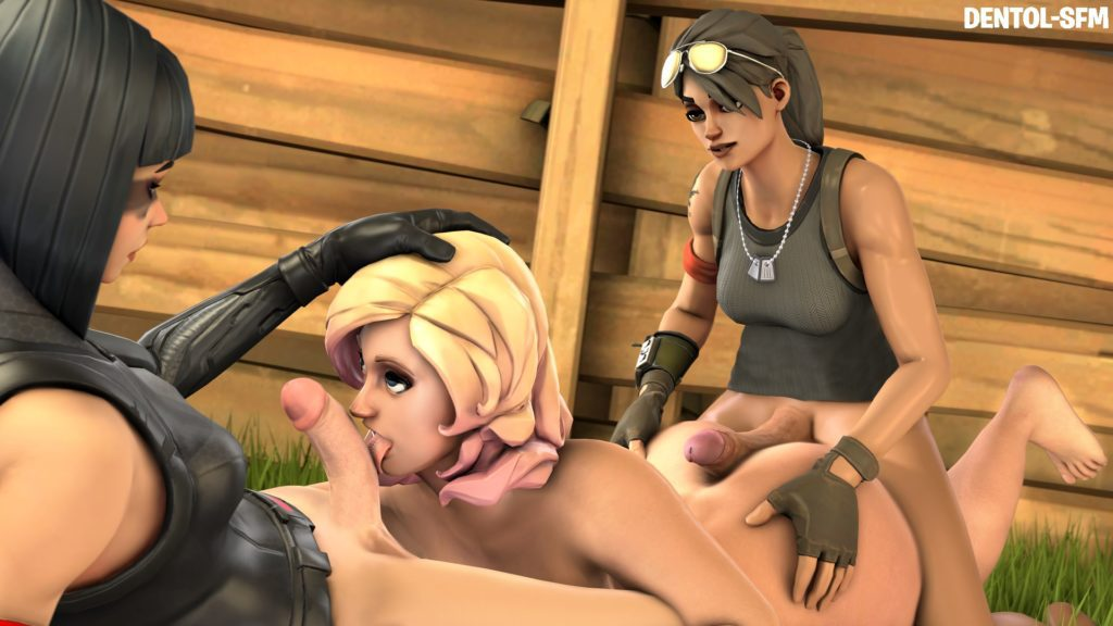 Ramirez and Shadow Ops futa fucking Constructor Penny