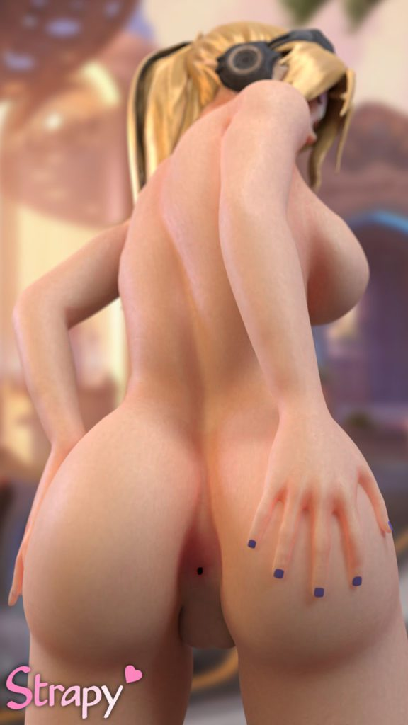 Novas futa butthole in 3d
