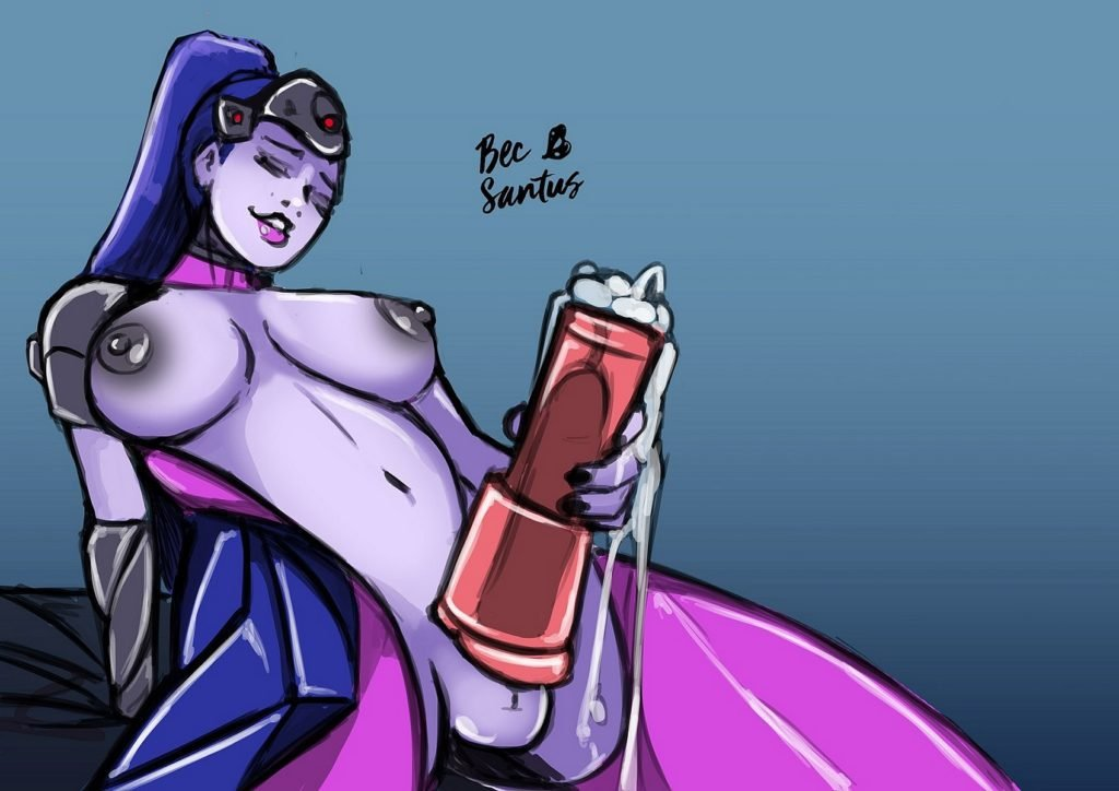 2637956 Becsantus - Futa Widowmaker Overwatch porn cartoon rule 34 hentai nudes