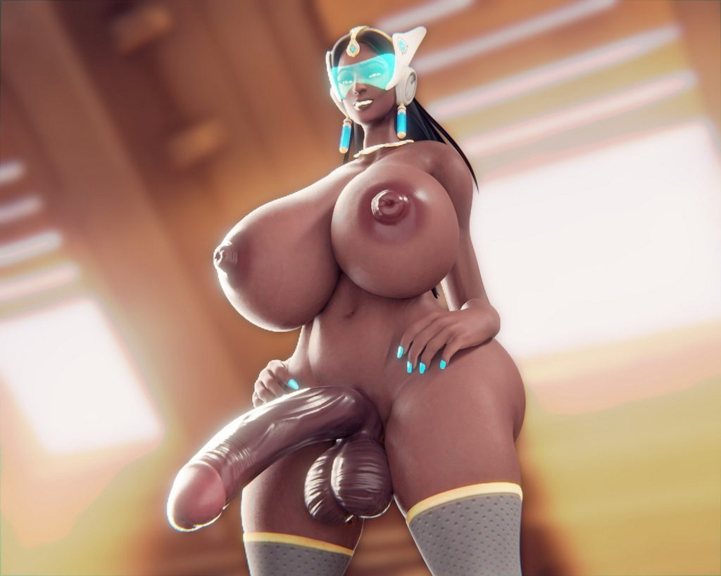 Endless Illusionx - Futa Symmetra Overwatch hentai rule 34 cartoon porn