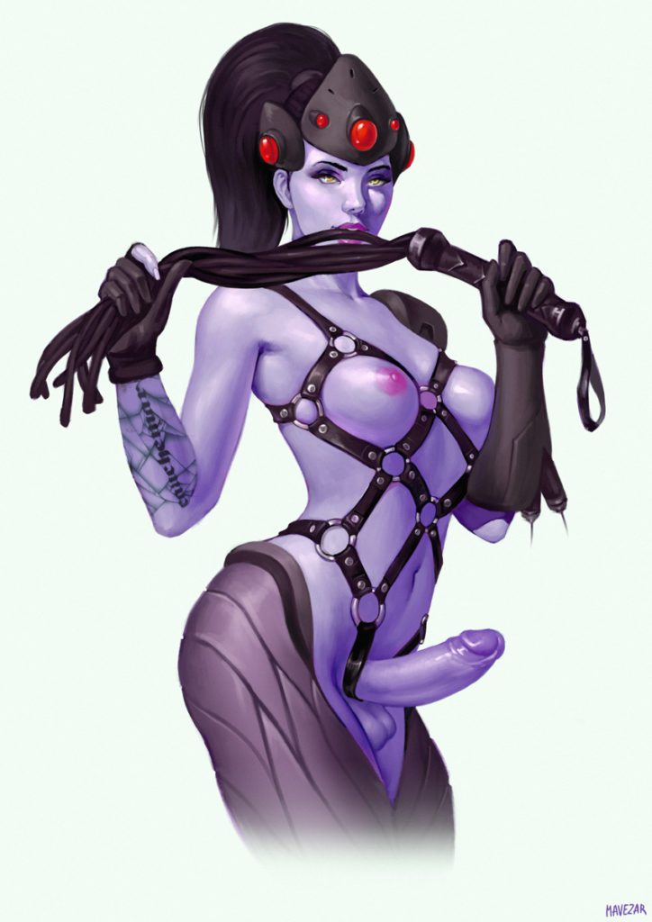 Mavezar - Futa Widowmaker Overwatch porn cartoon rule 34 hentai nudes