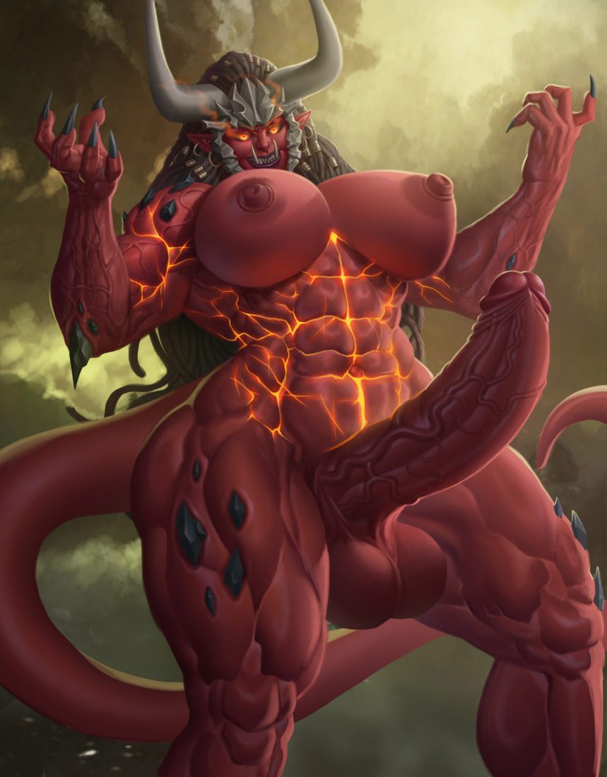 C0rros1on - Futa Zanthea porn