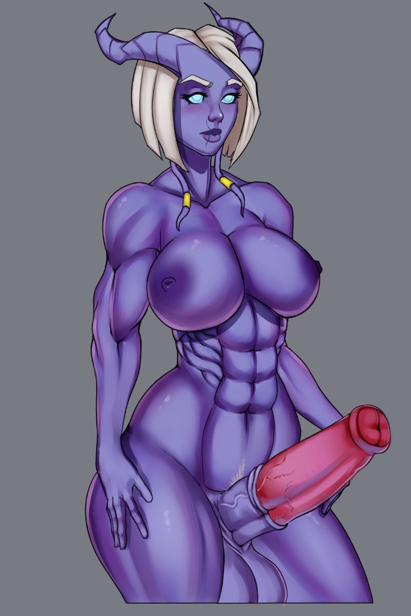 Teteowl - Futa draenei world of warcraft muscular porn hentai rule 34