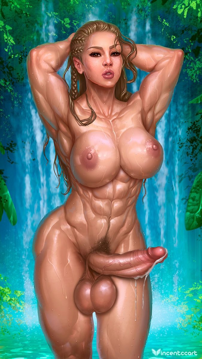 Vincentcc - Futa Stephanie Thorne world of warcraft 1 muscular porn hentai rule 34