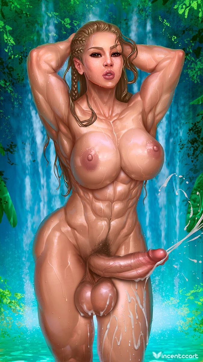 Vincentcc - Futa Stephanie Thorne world of warcraft 2 muscular porn hentai rule 34