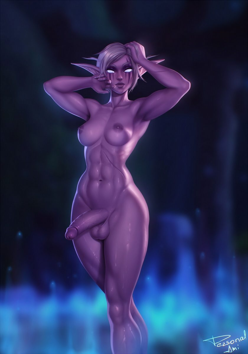 Personalami - Futa Gelirwen night elf wow porn