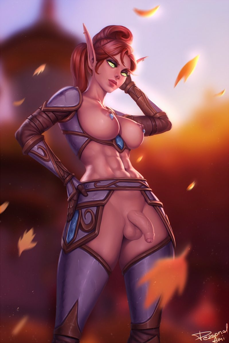 Personalami - Futa lexy blood elf small dick world of warcraft porn