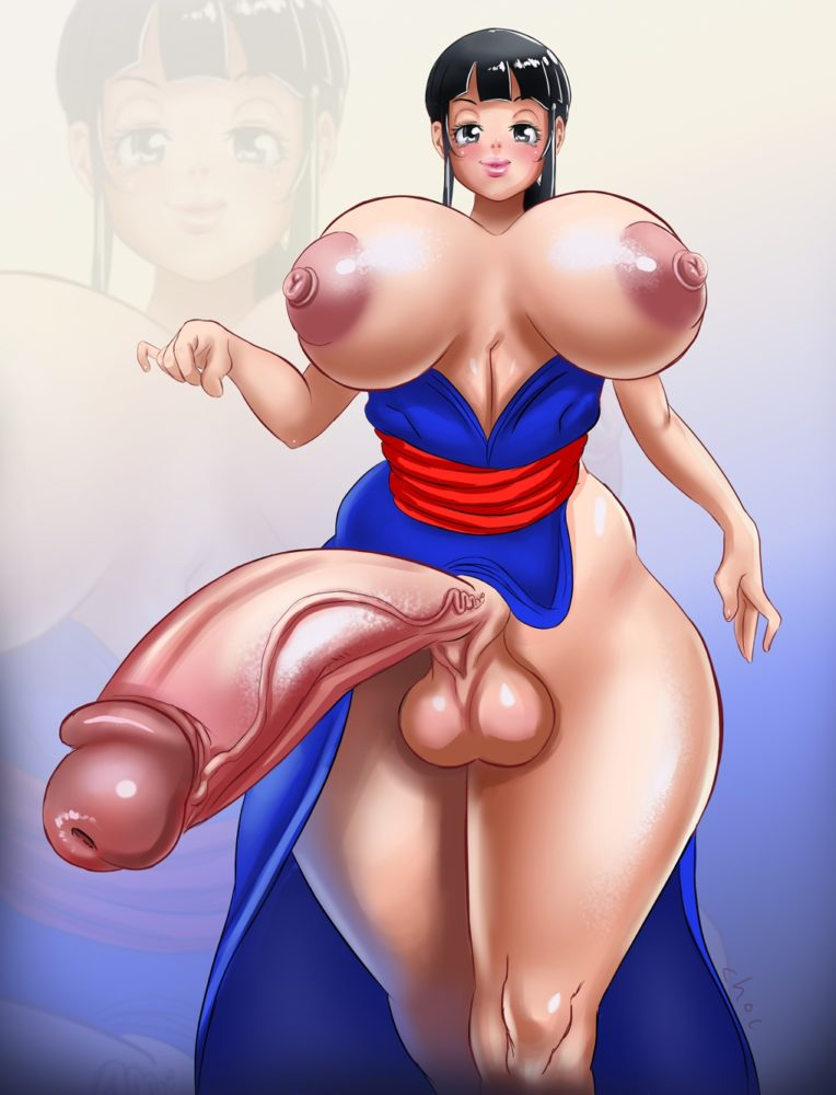 Futanari Chichi Dragon Ball porn hentai