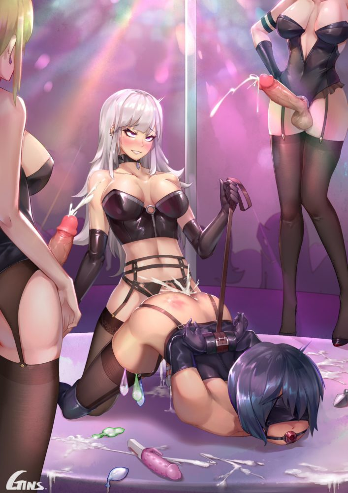 Gins - Futa on male hentai porn 2b