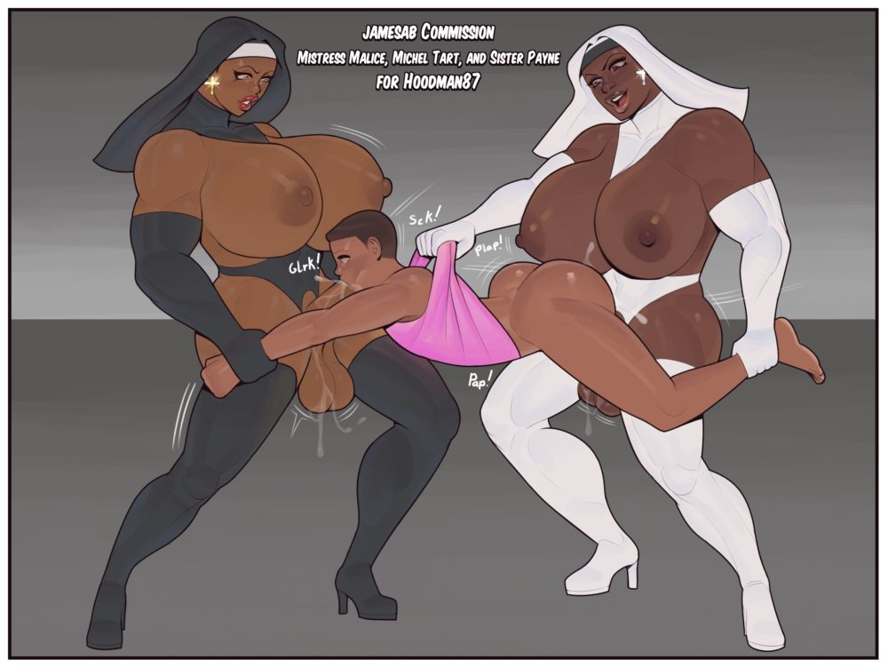 Jamesab - futa on male porn hentai