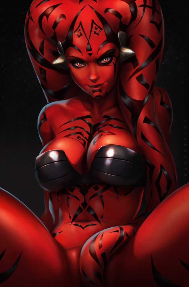 Dandon_Fuga Darth_Talon Star_Wars Twi'lek 2