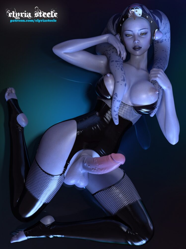 Elyria Steele - Futa Twilek star wars porn